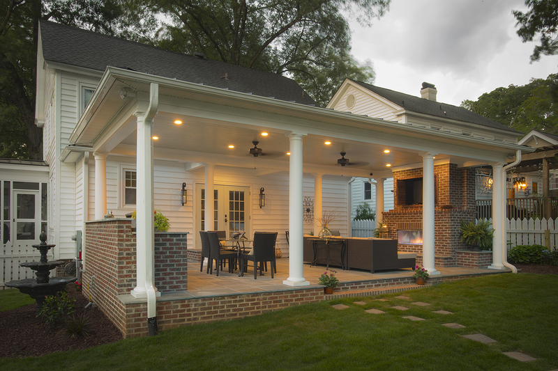 Converse Heights Outdoor Living